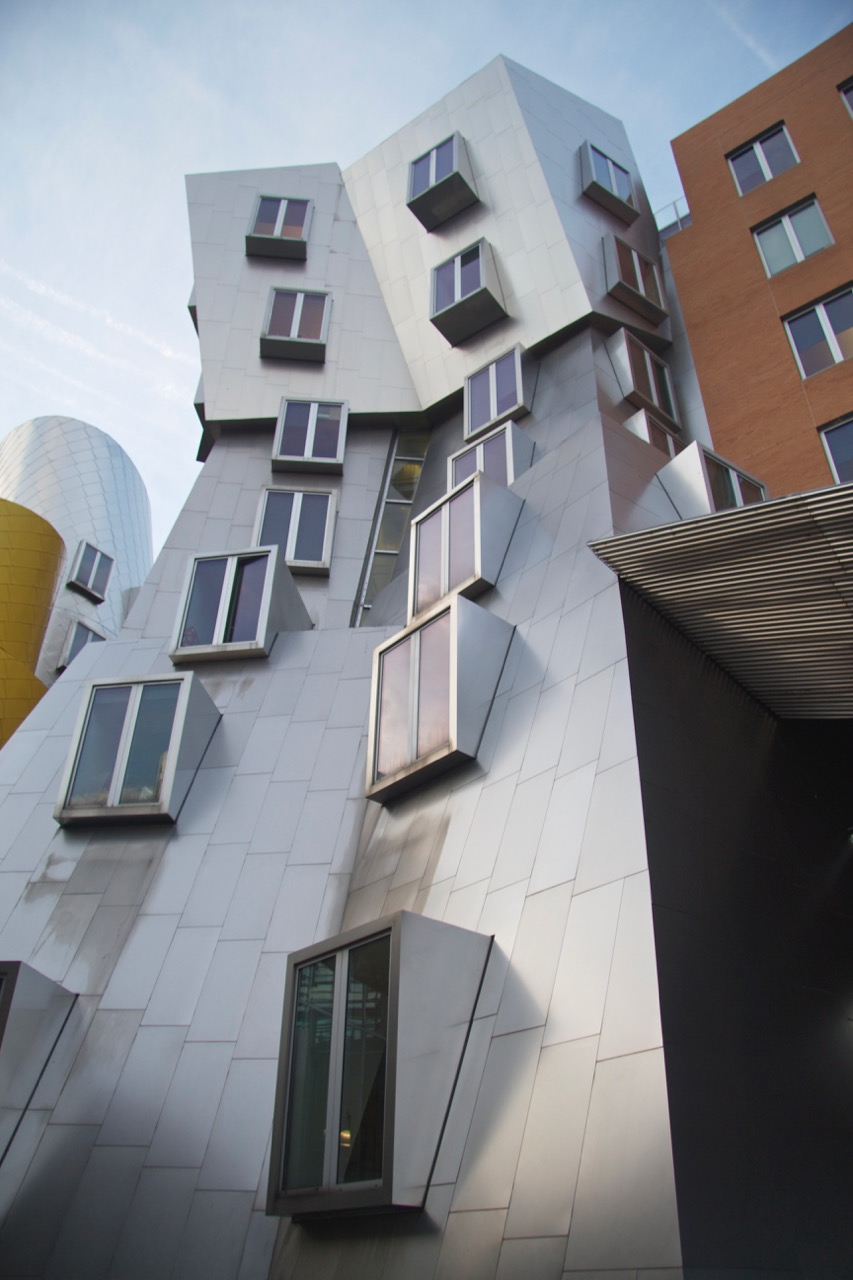 Ray and Maria Stata Center, MIT