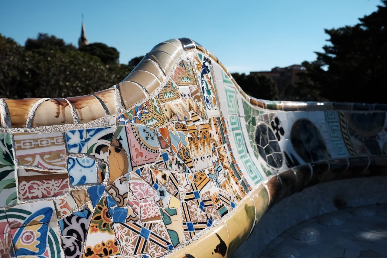 park_guell_chair